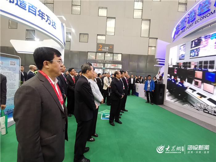 全球161家企业相聚黄河口 共赴一场国际盛会