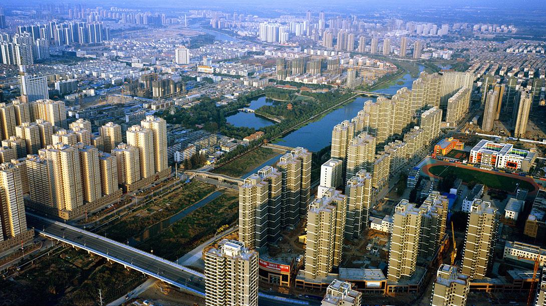 朝气蓬勃的城市景象.jpg