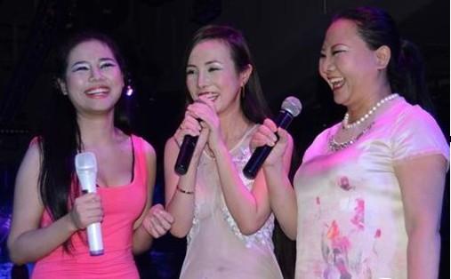 干露露母女节目中撒野 江苏教育台《棒棒棒》被停播