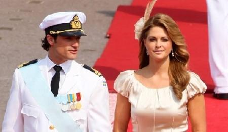 玛德莱娜公主大婚 丈夫是华尔街投资顾问