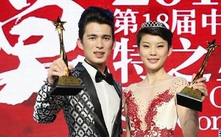史欣灵 海米提・巴图获第18届中国模特之星大赛冠军