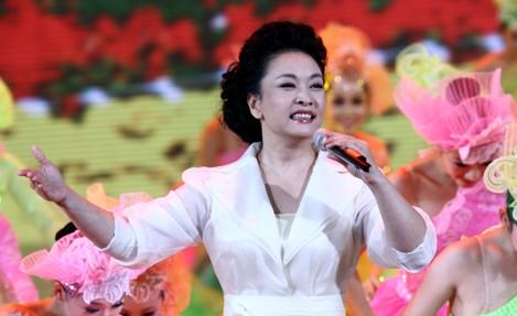 彭丽媛:28年经典造型从歌唱家到第一夫人