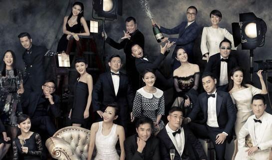 第32届香港电影金像奖:梁朝伟杨千�昧杭抑P阄暮蜓�