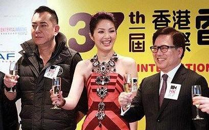 香港国际电影节:古天乐郭富城张家辉携众片登场