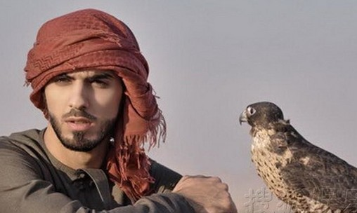 被拒绝入境的阿联酋男模写真曝光
