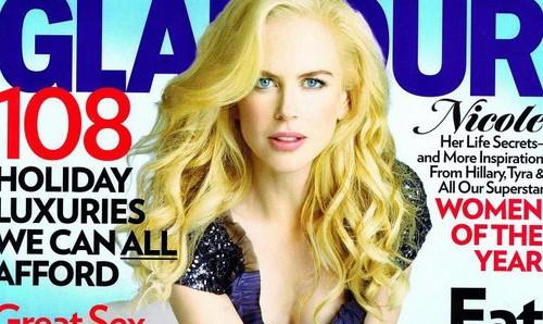 《人物》杂志评十大最美女星 妮可・基德曼上榜