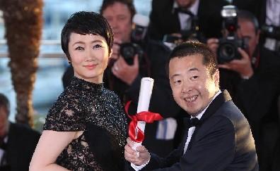 戛纳电影节闭幕 贾樟柯获得最佳剧本奖