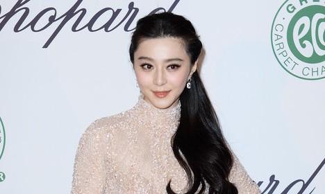 刘嘉玲霸气章子怡 戛纳电影节女星礼服一览