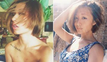 刘欢22岁女儿私照曝光