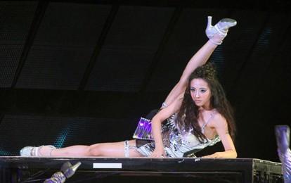 蔡依林亮相第24届台湾金曲奖颁奖典礼