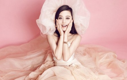 古典美女Top50 范冰冰占榜首袁姗姗陈妍希勉强挤入