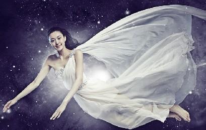 世姐中国区佳丽最新星空主题大片轻盈出炉