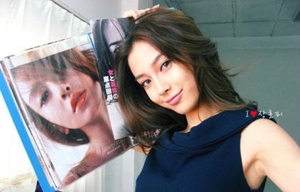 黄晓明女友Angelababy靓照大放送 怎么看都很美
