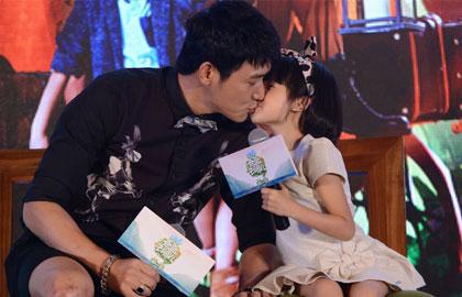 《爸爸2》陆毅自信排五爸第一 贝儿直言老爸最帅