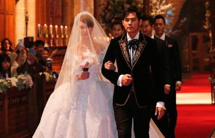周杰伦昆凌英国大婚 婚礼现场唯美浪漫