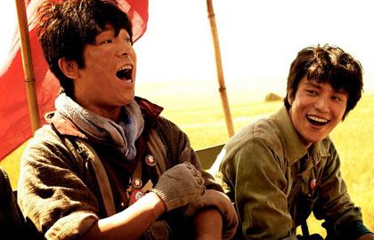 《寻龙诀》展草原时光 陈坤表白Baby虐杀黄渤