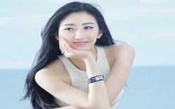 组图:景甜曝初夏海边写真 青春靓丽展迷人微笑