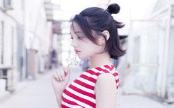 田袁左阳曝甜美清新写真 青春气息霸屏