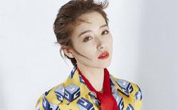 阚清子登时尚杂志封面 复古造型时髦有范儿