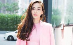 Angelababy经典街拍Look 诠释时尚度与气质