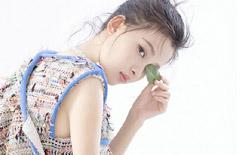 孙怡最新淡妆大片曝光 笑容甜美化身花仙子