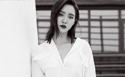 王智最新时尚杂志大片 大气迷人别样性感