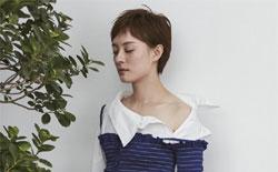孙俪演绎新女性时尚 封面大片空灵潇洒百变