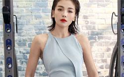 刘涛登杂志展女性力量 诠释生活攻守之道