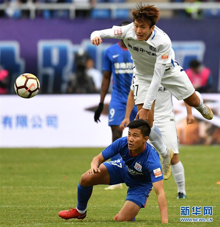 (体育·专题)(14)足球——中超第27轮集锦