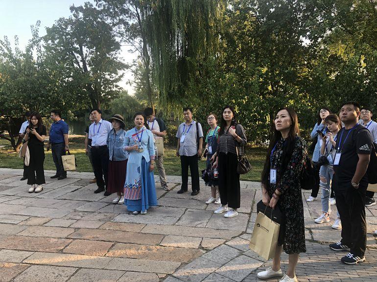"""台儿庄古城打造全域旅游""""中国样板"""""""